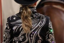 Western show outfits<3 / by Valerie Williams