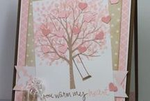 Stampin Up Cards / Techniques, Stamps & Paper using Stampin Up Products / by Cheryl Stapp Yates