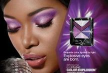 Makeup Maybelline / Inspiration pictures from Black Maybelline products