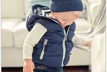Baby/Toddler Boy Style / Ideas to keep my boy stylish ;)