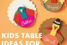 Thanksgiving Fun for Families / Thanksgiving Day Family Activities   Thanksgiving Arts and Crafts   Thanksgiving Ideas for Kids