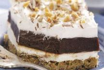 ¥Dessert Recipes / by Ruthie Mohney