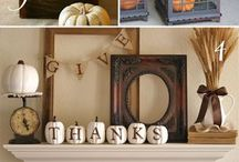 Thanksgiving / by Ruthie Mohney