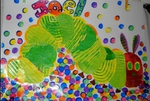 Very Hungry Caterpillar / I finally decided on a theme for Joel's birthday...LOVE. / by Ruthie Mohney