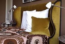 Bedrooms / by Gidget Doughty