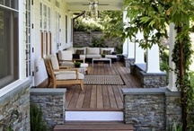Sunrooms and Porches / by Gidget Doughty