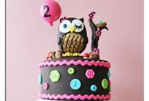 owl party  / by Ruthie Mohney