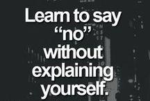 Words of wisdom / by Cindy Stilfield