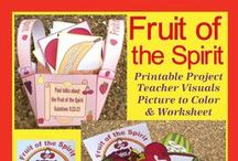 Bible: Fruit of the Spirit / by Debbie Jackson