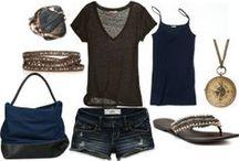 Clothes, Clothes, Clothes. / by Megan Freda