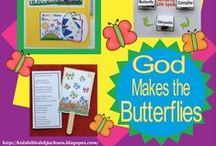 Bible: Misc lessons for Preschool
