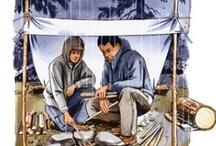 Camping, Picnics, Survival / by William Hatley