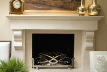 Fireplaces / by Gidget Doughty