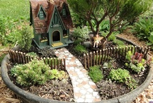 Fairies and Fairy Gardens
