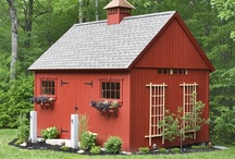 Garden Sheds and Greenhouses