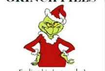 Christmas: Grinch / Since I love Grinch, there will be all Grinch here!