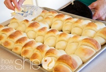 Breads, Rolls, bisquits, muffins / by William Hatley