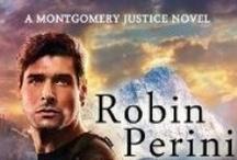 Book Covers - Novels by Robin Perini