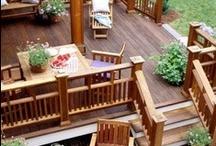 Decks, Porches, Summer Rooms