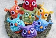 Crochet and other fiber arts / by Christine Rambo