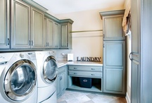 Laundry Room / by Gidget Doughty