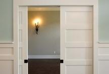 Pocket Doors  / by Gidget Doughty