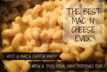 Pastabilities / Spaghetti. Lasagna. Mac & Cheese. Casseroles. YUM!