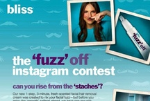 'fuzz'off instagram contest / by Bliss
