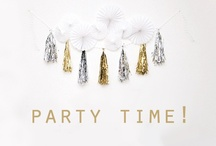 Party Decorations / by The Lovely Nest