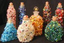 Bead's & Button's Bottle Art / by Suzie Suchman