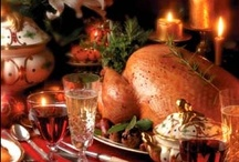 Christmas Cooking / From table settings to appitizers to sides / by Suzie Suchman