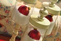 Christmas Bottle Art / by Suzie Suchman