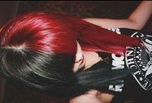 Black & ......Hair / by Suzie Suchman