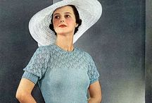 Old Fashion knit / Knitting