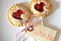 Baking { Pie } / Visit us on Etsy http://www.CharmiosCraftParty.Etsy.com / by Charmios