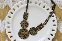 Vintaj + Sizzix / Use the VIntaj BigKick and the Vintaj line of dies to create unique jewelry & crafts!