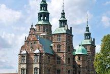 Danish castle & Danish Crown jewels
