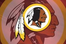 My Redskins Love / My love of the Redskins runs deep.. sometimes I think perhaps a little too deep! / by Stacy Edwards