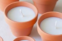 Crafts { Candle Making } / by Charmios