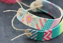 Crafts { Washi Tape } / by Charmios