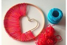 Crafts { String Art } / by Charmios