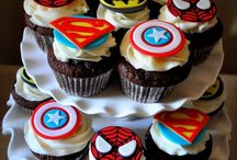 Super Hero Party / www.Charmios.com