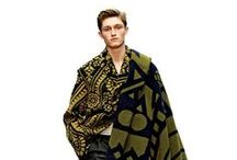 Top 7 Fall Fashion Looks for Men / From the 7x7 September 2014 Fashion Issue // Our resident fashion expert Lauren Goodman canvasses the collections to see how fall's top trends stack up in San Francisco.  / by 7x7