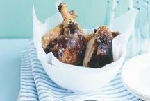 Recipes To Try - Winner, Winner, Chicken Dinner / All about Poultry