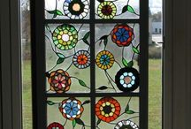 Windows - Mosaic & Stained Glass / by Cathe