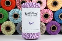 DIY Twine / For those who like to do it themselves. / by Charmios