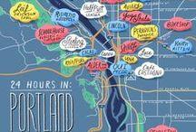 Portland, OR / Guide to the Portland, Oregon area
