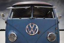 Cars - Surf Boy / VW bus, beetle, fiat 500 etc