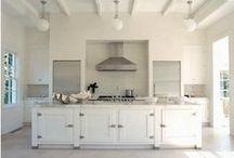 Home - Kitchen White