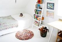 Montessori (Style) Rooms / Montessori-inspired home design, especially floor beds and bedrooms